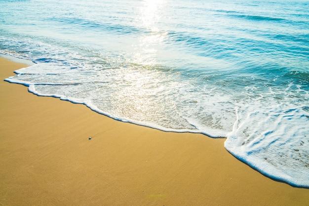Vague de la mer