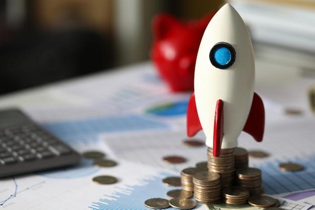 Vaisseau spatial et revenus de placements