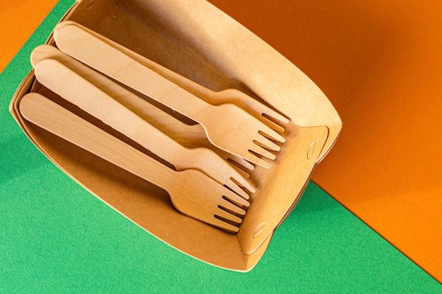 Vaisselle écologique en amidon bioorganique