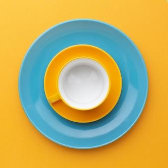Vaisselle propre à plat