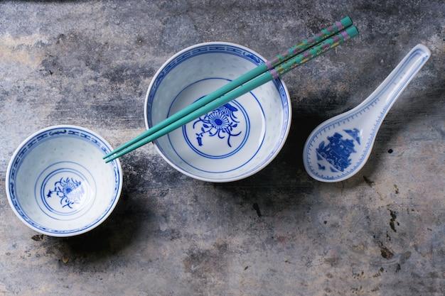 Vaisselle de style asiatique
