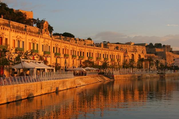 La valette waterfront malte