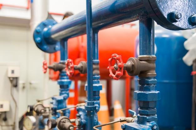 Vannes pompe à eau
