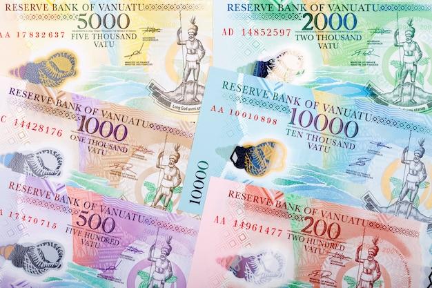 Vanuatu vatu bills