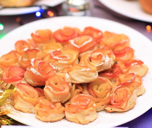 Une variété de délicieux produits culinaires.