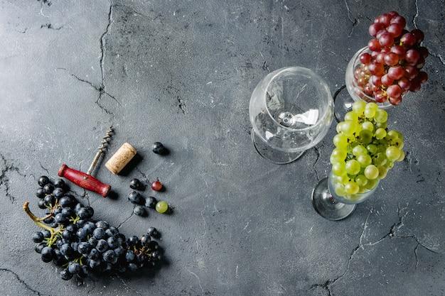 Variété de raisins