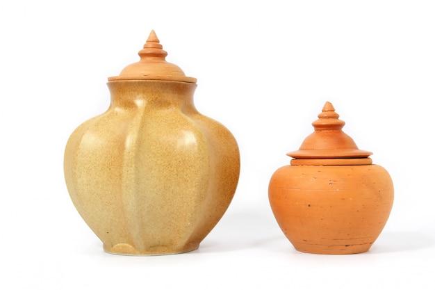 Vase en poterie