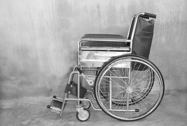 Véhicule Pour Handicapés Photo Premium