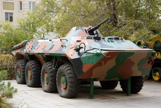 Véhicules blindés de transport de troupes