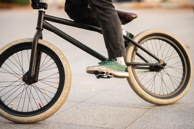 Vélo bmx pour diverses cascades. pour n'importe quel but.