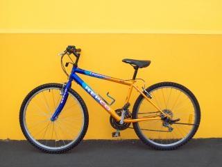 Vélo - challenger repco, fabrication
