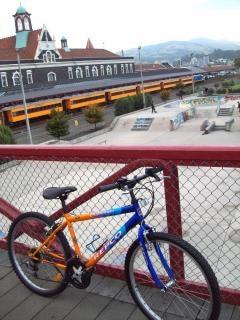 Vélo - challenger repco, utilisé