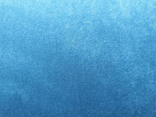 Velours bleu abstrait texture fond bouchent