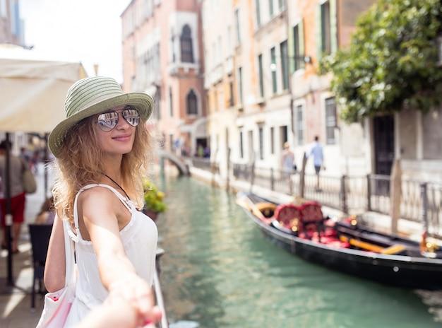 Venise concepts d'amour jour de soleil