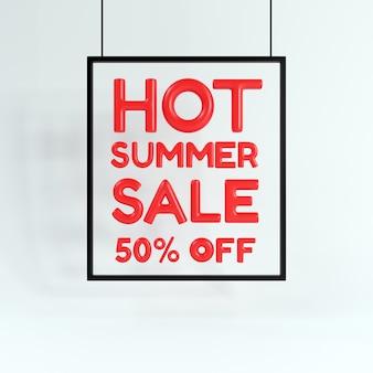 Vente chaude d'été