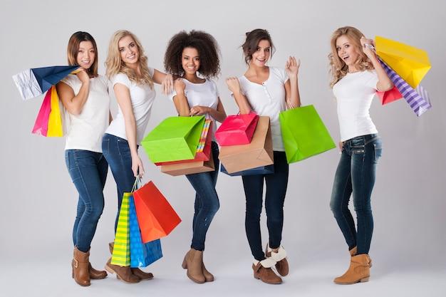 La vente est le moment idéal pour les femmes