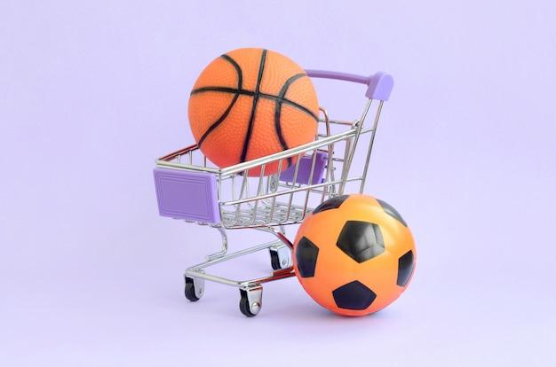 Vente de matériel de sport. prévisions pour les matchs. les paris sportifs