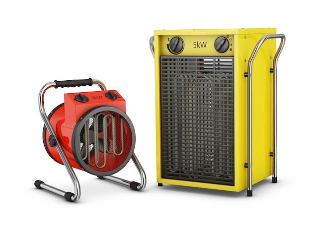 Ventilateurs industriels