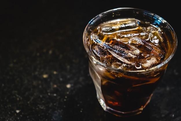 Un verre de coca
