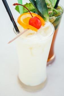 Verre à cocktails