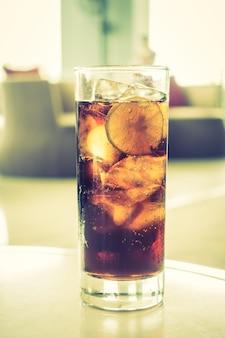 Verre à coke