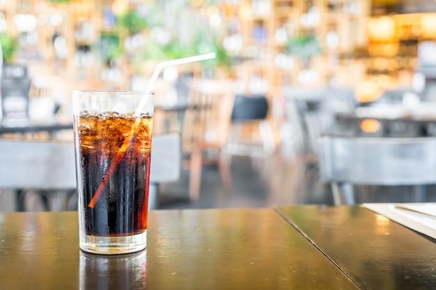 Un verre de cola