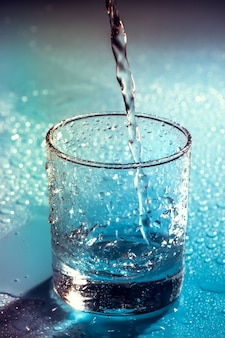 Verre d'eau