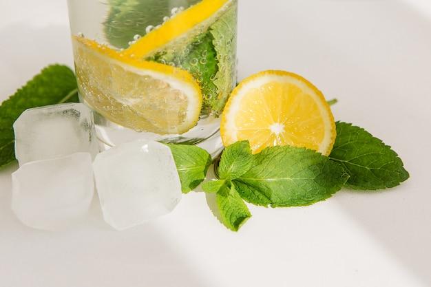 Verre de limonade
