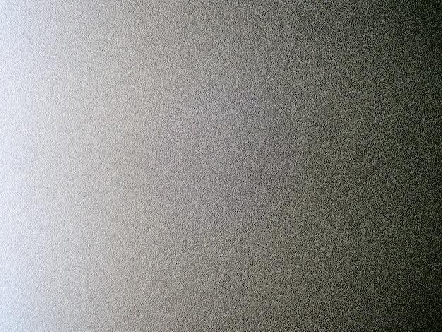 Verre de surface de fenêtre et couleur aluminium après le soleil