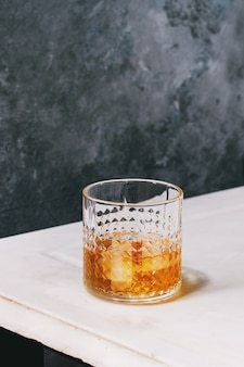 Verre de whisky