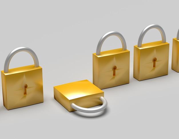 Verrouiller les concepts de sécurité