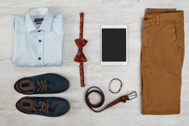 Vêtements et accessoires pour hommes