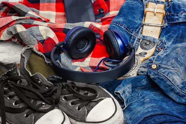 Vêtements de style pour adolescents