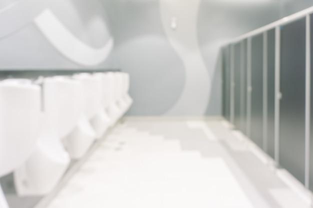 Vide defocused plancher de céramique floue