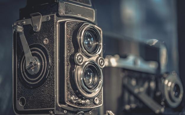 Vieille caméra de film