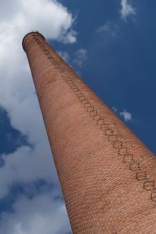 Vieille cheminée à sao paulo, brésil