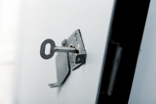 Vieille clé
