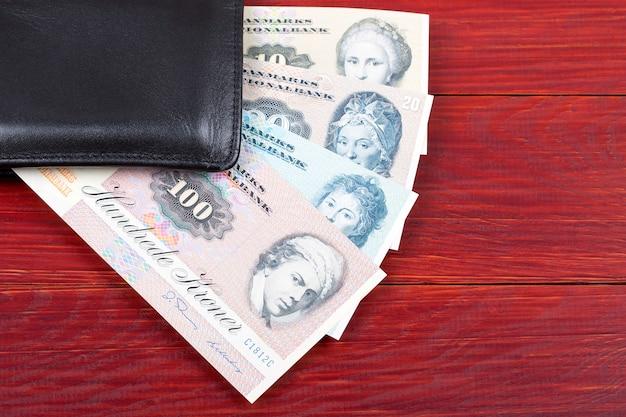 Vieille monnaie du danemark
