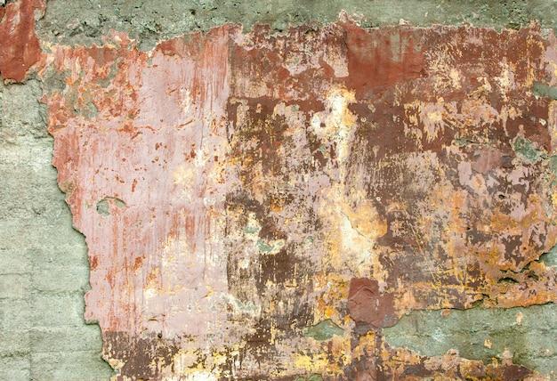 Vieille surface de ciment