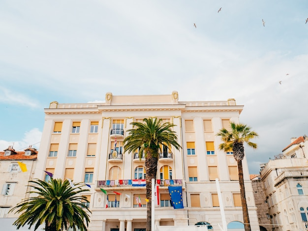 Vieille ville de split, croatie