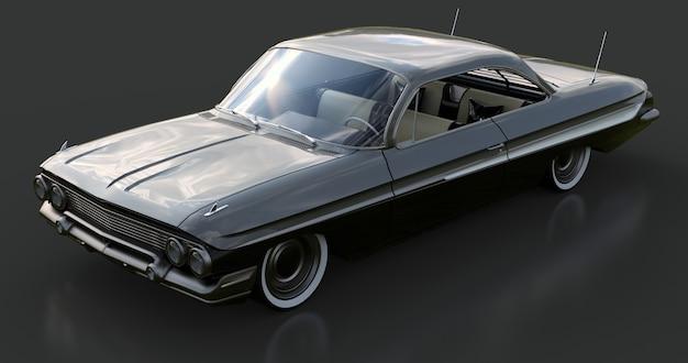Vieille voiture américaine en excellent état