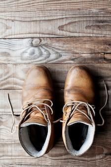 Vieilles bottes