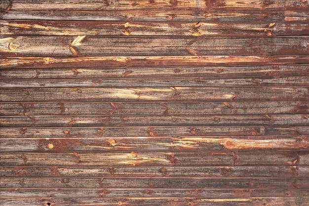 De vieilles planches de bois, la surface de la vieille table dans une maison de campagne. fond ou texture.