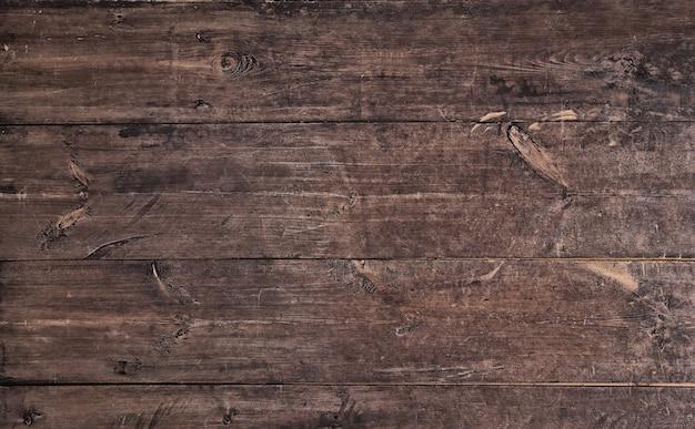 Vieilles planches de bois texturées rustiques