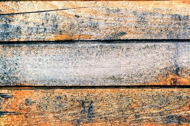 Vieilli texture rayée de planches de bois