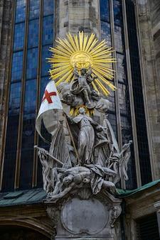 Vienne - cathédrale saint-étienne, autriche, vienne