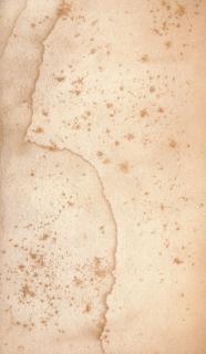 Vierge de papier souillé