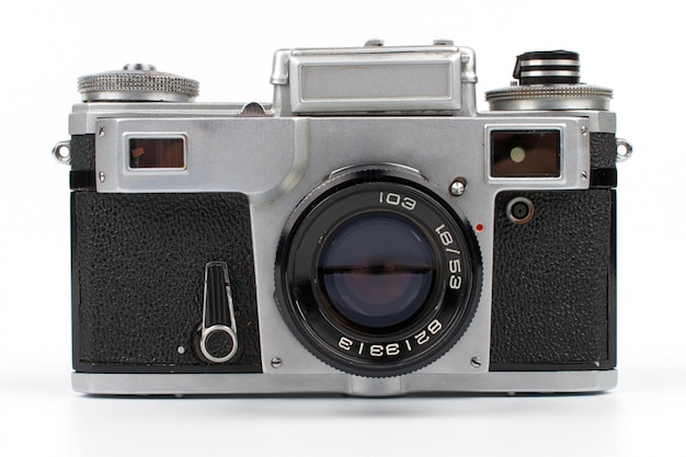 Vieux appareil photo