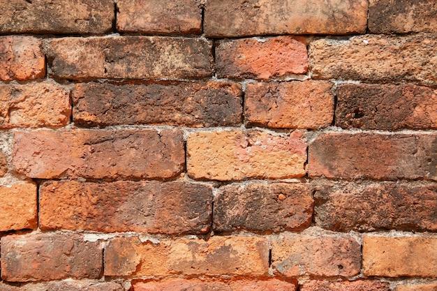 Vieux blocs d'argile