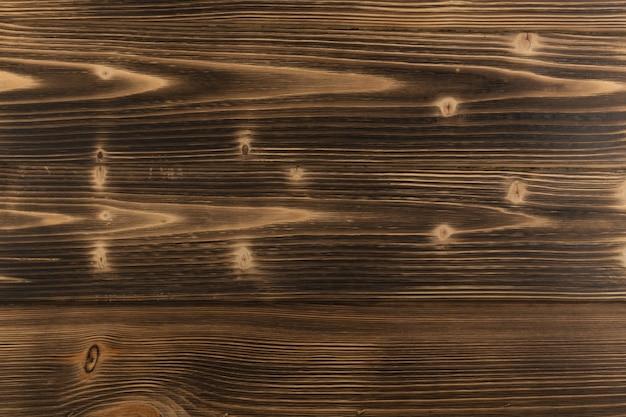 Vieux bois brûlé foncé